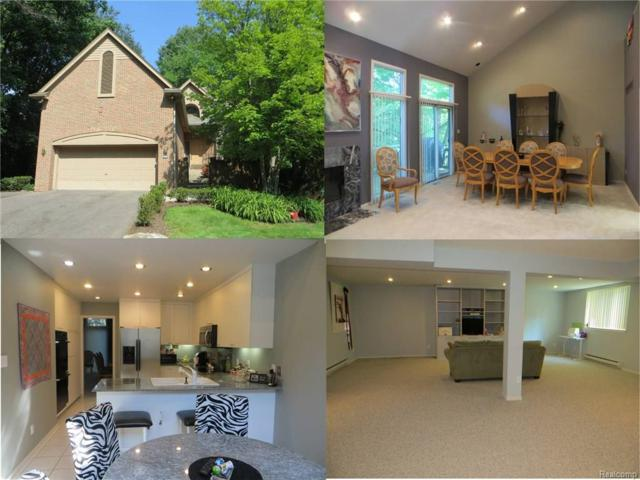 6680 Heron Point, West Bloomfield Twp, MI 48323 (#218065730) :: RE/MAX Classic