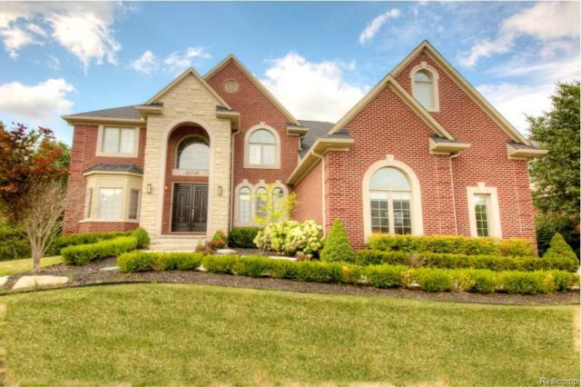 48348 Binghampton Drive, Northville Twp, MI 48168 (#218066206) :: Duneske Real Estate Advisors