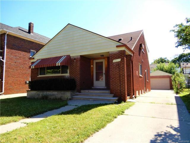 7514 Calhoun Street, Dearborn, MI 48126 (#218066750) :: RE/MAX Classic