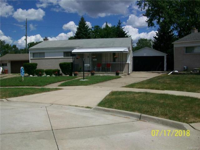 28824 Tawas Court N, Madison Heights, MI 48071 (#218067972) :: Duneske Real Estate Advisors