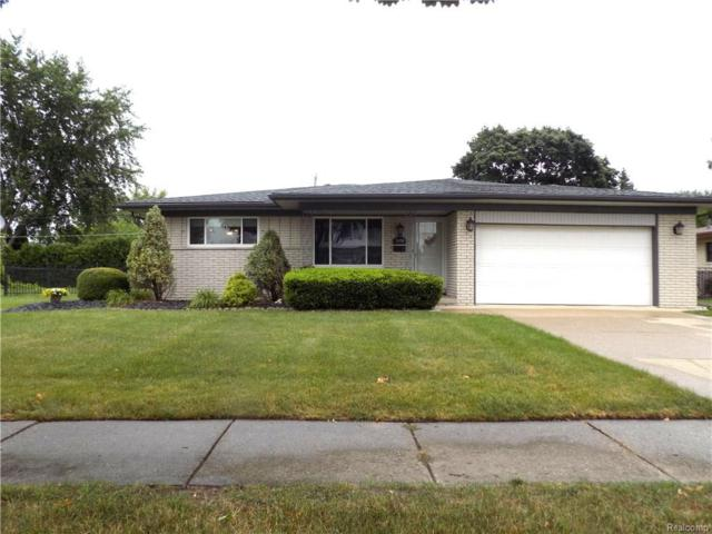36630 Thomas Drive, Sterling Heights, MI 48312 (#218068179) :: The Buckley Jolley Real Estate Team