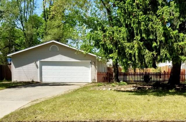 403 Lakeview Street, Holly Vlg, MI 48442 (#218068575) :: RE/MAX Classic