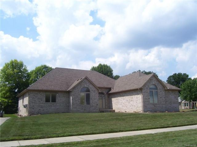 3813 Lake Forest Dr., Sterling Heights, MI 48314 (#218068659) :: RE/MAX Classic