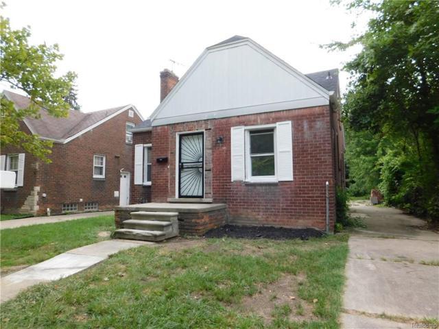 6151 Hereford Street, Detroit, MI 48224 (#218068740) :: RE/MAX Classic