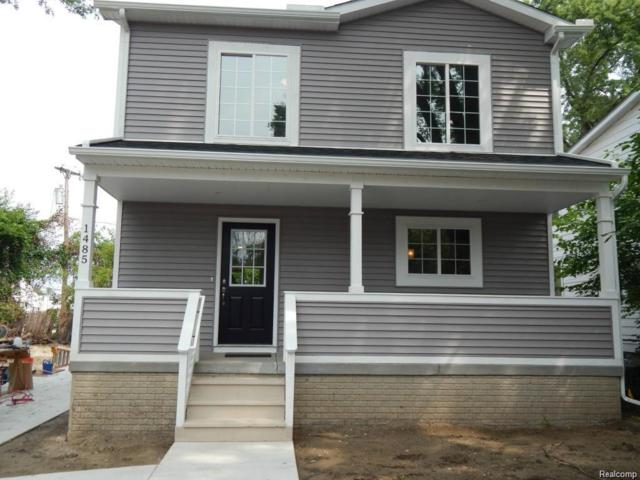 27032 Barrington Street, Madison Heights, MI 48071 (#218068957) :: RE/MAX Classic