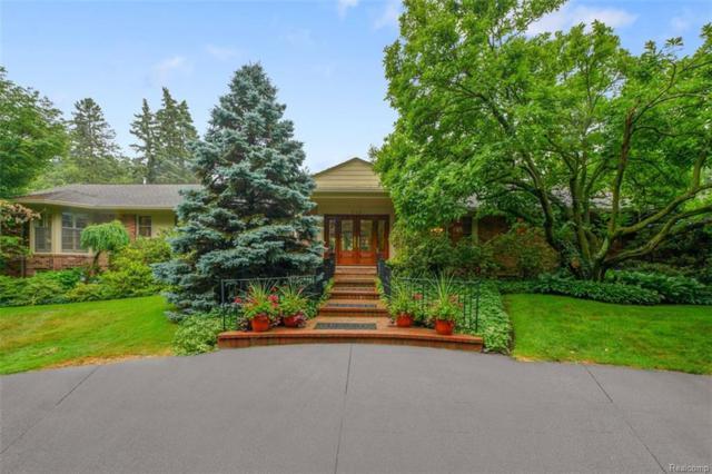 645 Lone Pine Road, Bloomfield Hills, MI 48304 (#218069134) :: The Buckley Jolley Real Estate Team