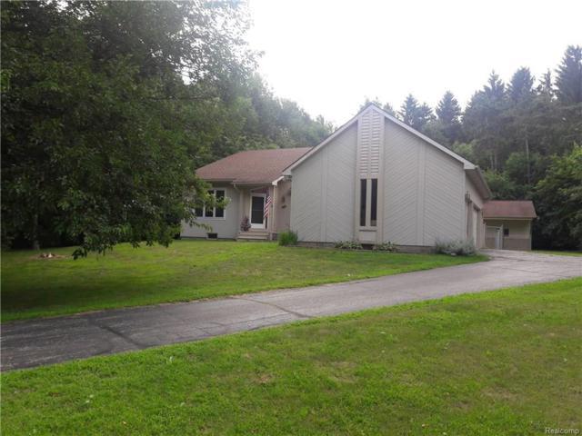 1701 W Cohoctah Road, Cohoctah Twp, MI 48816 (#218070357) :: RE/MAX Classic