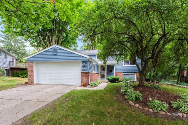 507 Reed Street, Northville, MI 48167 (#218070624) :: RE/MAX Classic