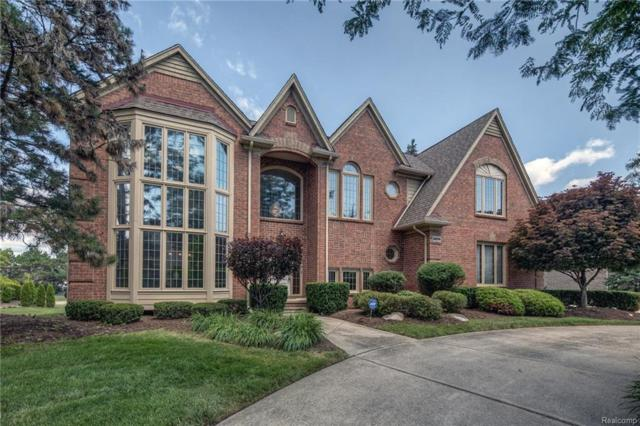 3806 Rosewood Lane, Rochester Hills, MI 48309 (MLS #218070736) :: The Toth Team