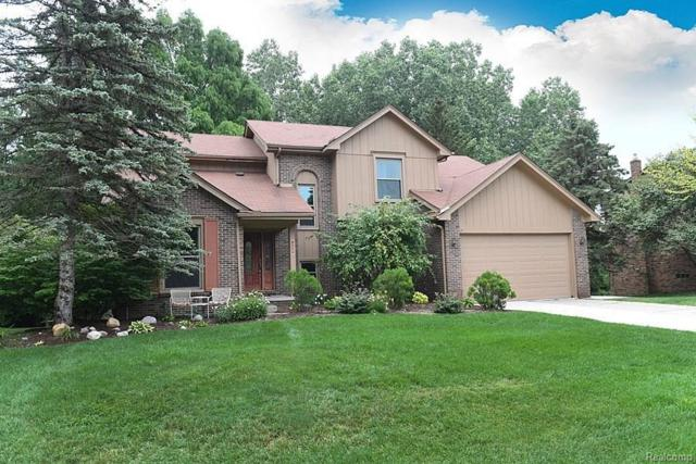 689 Ten Point Drive, Rochester Hills, MI 48309 (#218072142) :: RE/MAX Classic