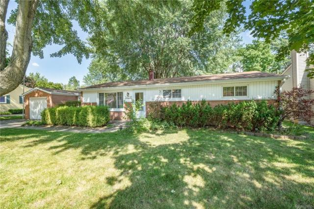 9048 Brookline Avenue, Plymouth Twp, MI 48170 (MLS #218073094) :: The Toth Team