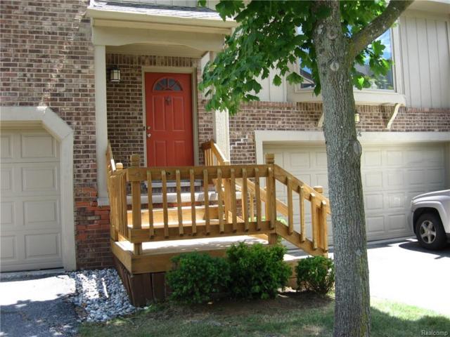 4206 Breckenridge Drive #82, West Bloomfield Twp, MI 48322 (#218073241) :: Duneske Real Estate Advisors