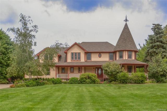 52300 W Twelve Mile Road, Lyon Twp, MI 48393 (#218073308) :: The Buckley Jolley Real Estate Team