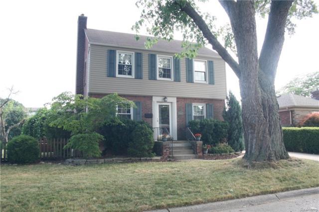 22412 Manor Street, Saint Clair Shores, MI 48081 (#218073537) :: RE/MAX Classic