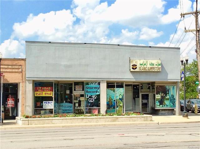 13300 Michigan Avenue, Dearborn, MI 48126 (#218073964) :: RE/MAX Classic