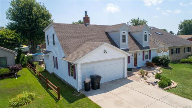 38344 Huron Pointe Drive, Harrison Twp, MI 48045 (#218074436) :: The Buckley Jolley Real Estate Team