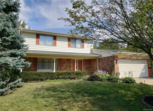 5389 Kimberly Drive, Grand Blanc Twp, MI 48439 (#218074628) :: The Buckley Jolley Real Estate Team