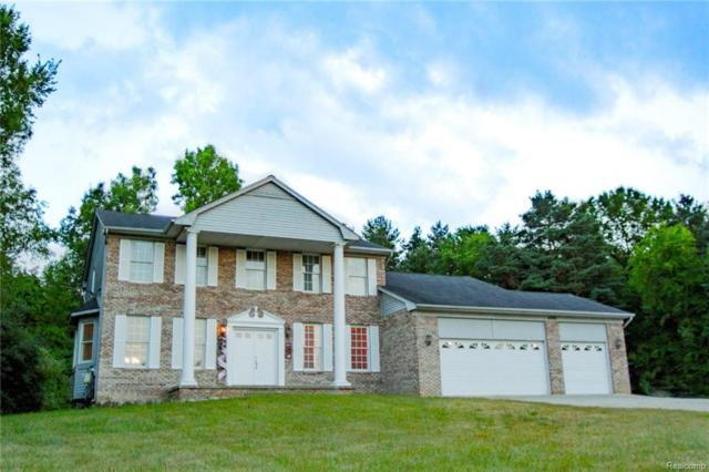 4793 Whipple Lake Road, Independence Twp, MI 48348 (#218074700) :: RE/MAX Classic