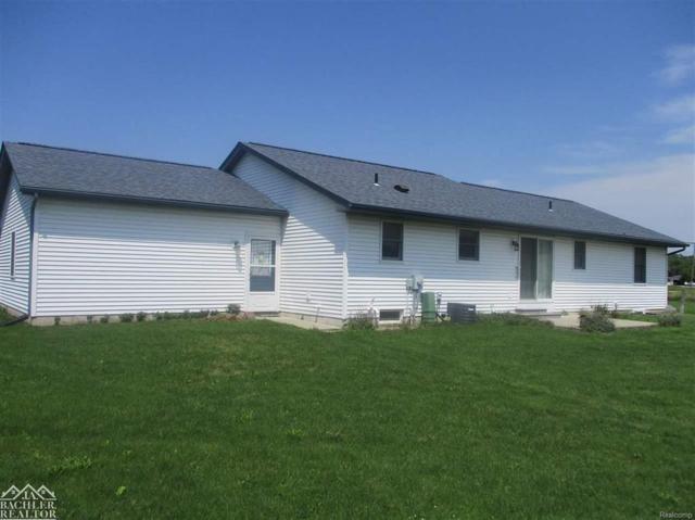 6659 Shea, Cottrellville Twp, MI 48039 (#58031356072) :: Duneske Real Estate Advisors