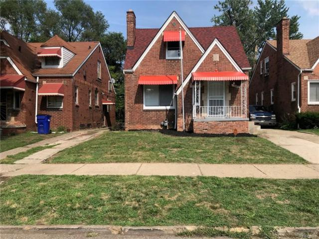 18672 Ohio Street, Detroit, MI 48221 (#218074959) :: RE/MAX Vision
