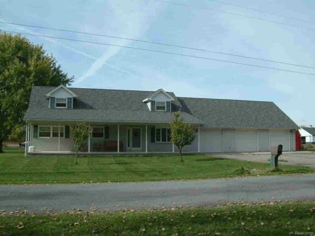9813 Grodi Road, Erie Twp, MI 48133 (#218075029) :: RE/MAX Vision