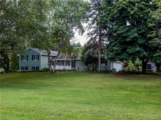 240 Willow Trail, Milford Twp, MI 48381 (#218075186) :: The Buckley Jolley Real Estate Team