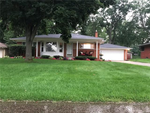 53265 Aulgur Drive, Shelby Twp, MI 48316 (#218075417) :: RE/MAX Classic
