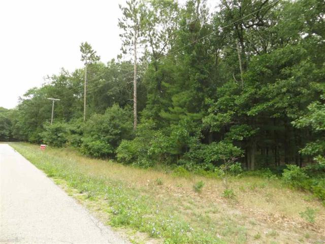 7600 Sand Rd, Caseville Twp, MI 48755 (MLS #58031356224) :: The Toth Team
