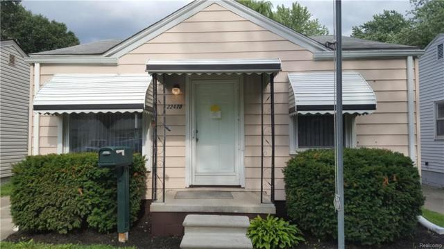 22470 Sharrow Avenue, Warren, MI 48089 (#218075488) :: RE/MAX Classic