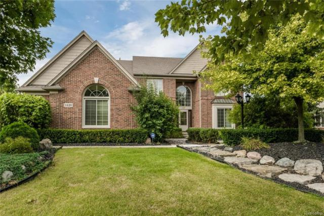 1420 Tulberry Circle, Rochester, MI 48306 (MLS #218075752) :: The Toth Team