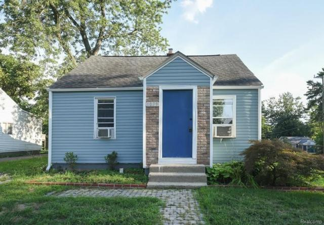 1079 Lakeview Street, Waterford Twp, MI 48328 (#218075976) :: RE/MAX Classic