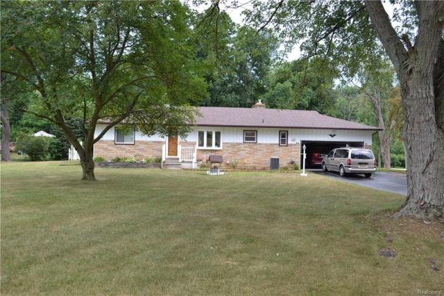 7244 Birchwood Drive, Genesee Twp, MI 48458 (#218076061) :: RE/MAX Nexus