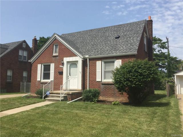 3304 Willow Street, Dearborn, MI 48124 (#218076072) :: RE/MAX Classic