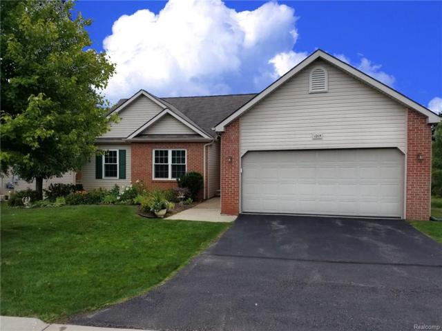 1215 Crystal Pointe Circle, Fenton Twp, MI 48430 (#218076225) :: RE/MAX Classic