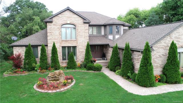 14805 27 MILE Road, Washington Twp, MI 48094 (#218076312) :: The Buckley Jolley Real Estate Team