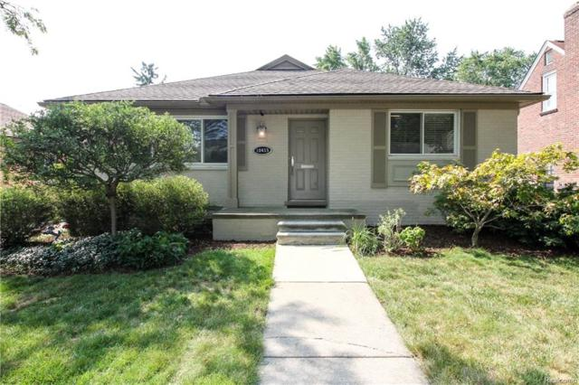 10415 Elgin Avenue, Huntington Woods, MI 48070 (#218076713) :: Duneske Real Estate Advisors