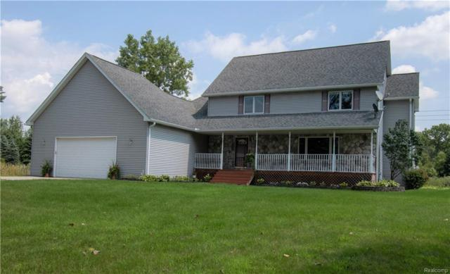 1071 S Allen Road, Saint Clair Twp, MI 48079 (#218076850) :: The Buckley Jolley Real Estate Team