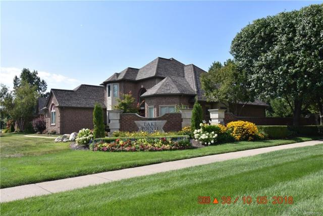 13575 Towering Oaks Drive, Shelby Twp, MI 48315 (#218077655) :: RE/MAX Classic