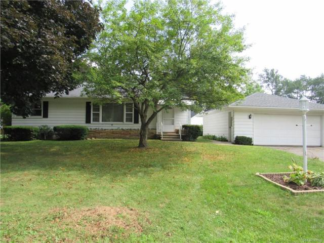 2497 Anders Drive, Waterford Twp, MI 48329 (#218077702) :: RE/MAX Classic