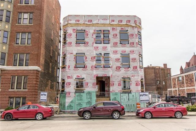 64 Watson Street #4, Detroit, MI 48201 (#218077743) :: RE/MAX Classic