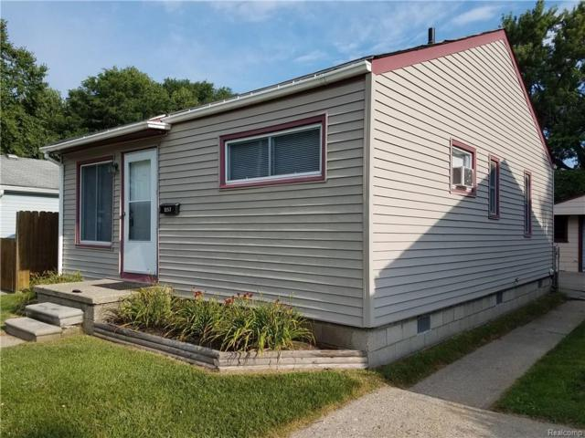 1157 E Rowland Avenue, Madison Heights, MI 48071 (#218077794) :: RE/MAX Classic