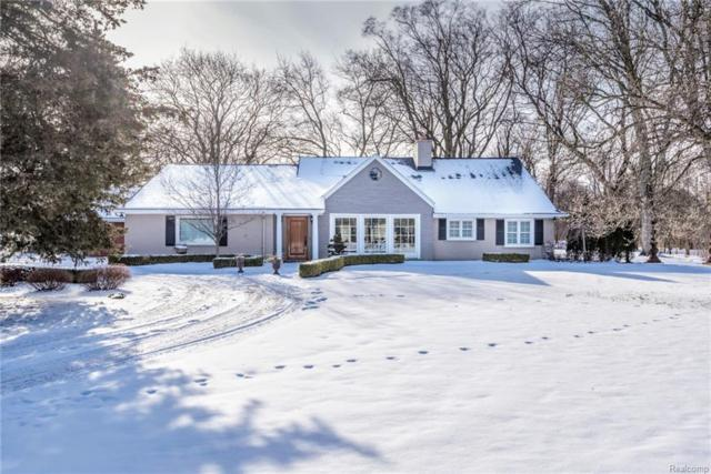 5350 Longmeadow Road, Bloomfield Twp, MI 48304 (#218077878) :: The Buckley Jolley Real Estate Team