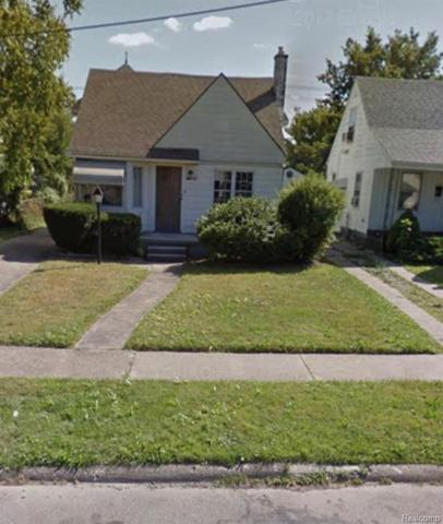 15894 Lappin Street, Detroit, MI 48205 (MLS #218077910) :: The Toth Team