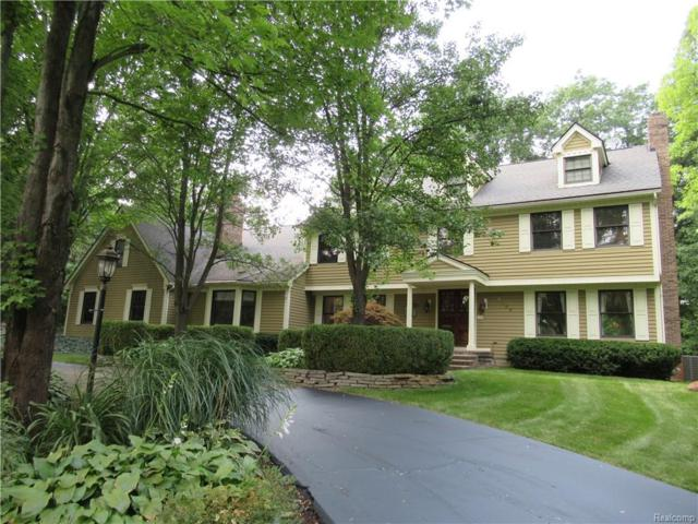 7386 Deerhill Drive, Independence Twp, MI 48346 (MLS #218079238) :: The Toth Team