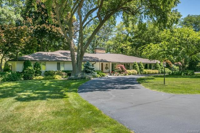 710 Kennebec Court, Bloomfield Hills, MI 48304 (#218079650) :: RE/MAX Classic