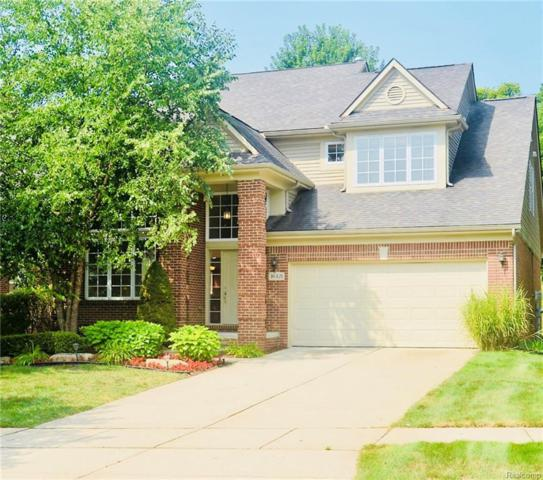 16421 Ridgewood Court, Northville Twp, MI 48168 (#218079678) :: RE/MAX Classic