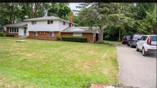 29876 Beacontree Street, Farmington Hills, MI 48331 (MLS #218080266) :: The Toth Team