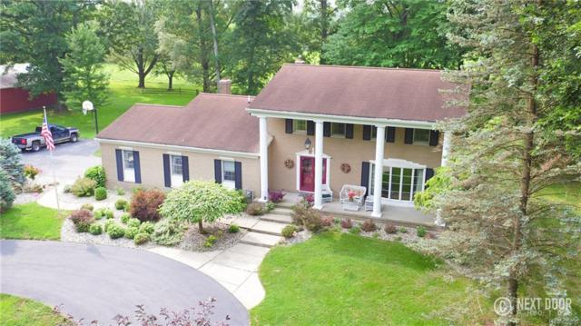 9000 35 MILE Road, Bruce Twp, MI 48065 (#218080400) :: RE/MAX Vision