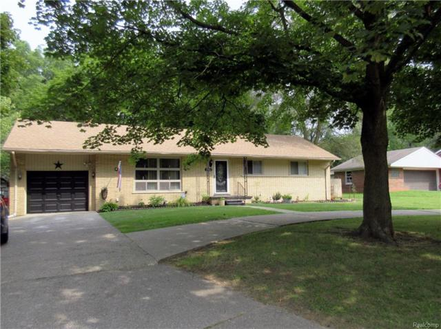 16962 Inkster Road, Redford Twp, MI 48240 (MLS #218080655) :: The Toth Team