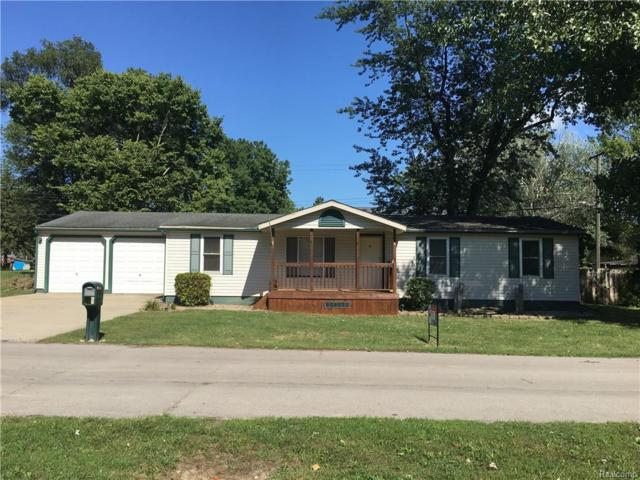 3335 Baycrest Drive, Frenchtown Twp, MI 48162 (MLS #218082600) :: The Toth Team